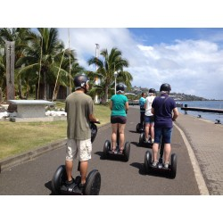 Waterfront Segway Ride with Maevaride in Papeete