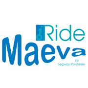 Logo MaevaRide