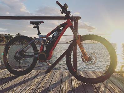 Discover Papeete by E-Bike in Tahiti