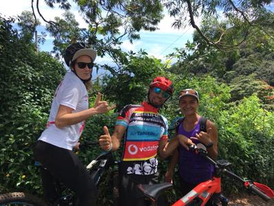 Discover The Tahiti Belvedere by E-bike