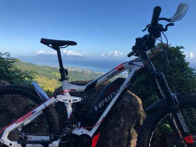 Rent electric bike E-bike Tahiti