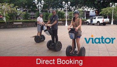 Direct booking Segway