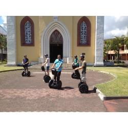 Découverte et visite de Papeete en Segway