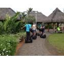 Balade Parc Paofai en Segway