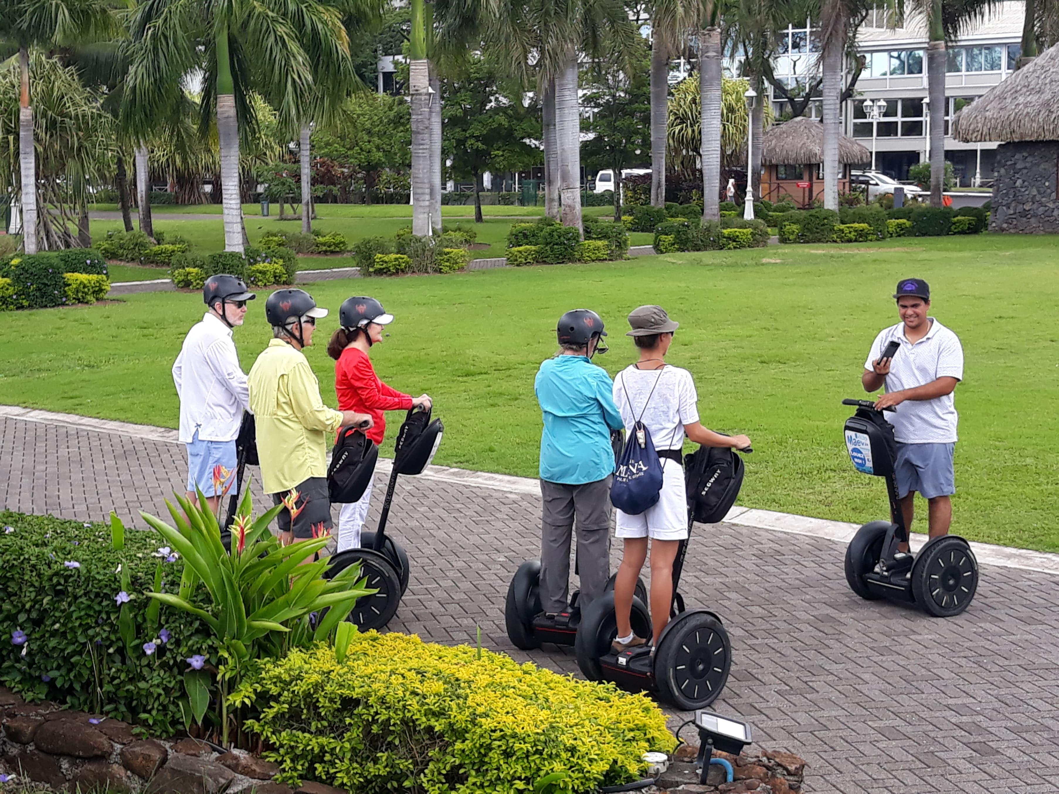 Segway Team Tahiti